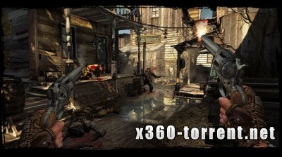 Call of Juarez Gunslinger (XBLA) (RUS) Xbox 360