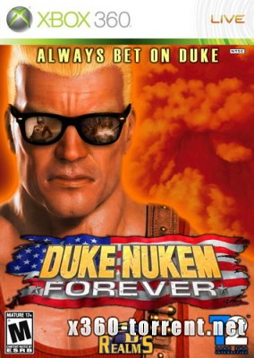 Duke Nukem Forever (RUSSOUND) Xbox 360