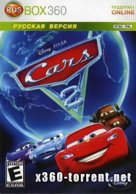 Cars 2: The Video Game / Тачки 2 (RUSSOUND) Xbox 360