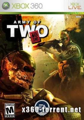 Army of TWO The 40th Day (RUS) Xbox 360