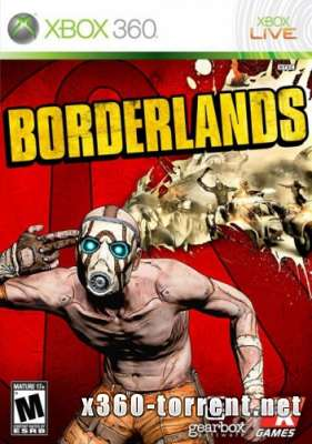 Borderlands (JtagRip) (RUSSOUND) Xbox 360
