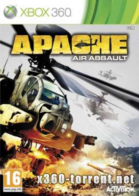 Apache: Air Assault (RUS) Xbox 360