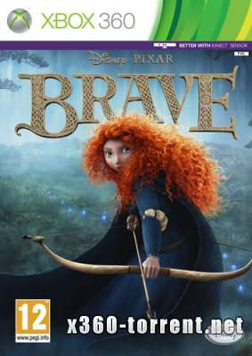 Brave: The Video Game (RUSSOUND) Xbox 360