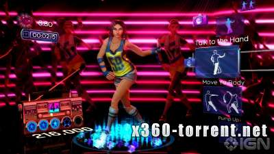 Dance Central Xbox 360 Kinect