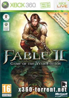 Fable 2 Game of the Year (RUSSOUND) Xbox 360
