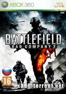 Battlefield Bad Company 2 (RUSSOUND) Xbox 360