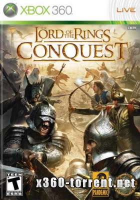Lord of the Rings Conquest (RUS) Xbox 360