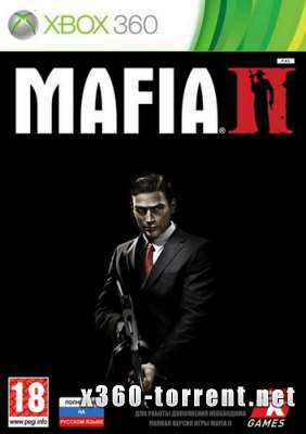 Mafia 2 (RUSSOUND) Xbox 360