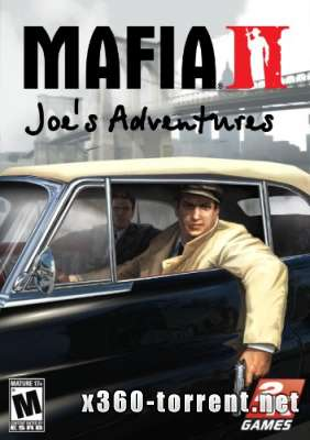 Mafia 2 Joes Adventures (DLC) (RUSSOUND) Xbox 360