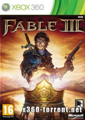 Fable 3 (RUS) Xbox 360