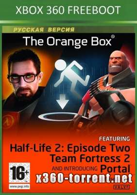 Half-Life 2 The Orange Box (JTAG) (RUSSOUND) (V2.0) Xbox 360