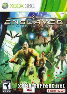 Enslaved Odyssey to the West (JTAG) (RUS) Xbox 360