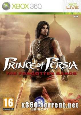 Prince of Persia The Forgotten Sands (JtagRip) (RUSSOUND) Xbox 360