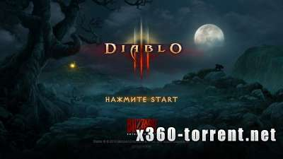 Diablo 3 (FreeBoot) (RUSSOUND) Xbox 360
