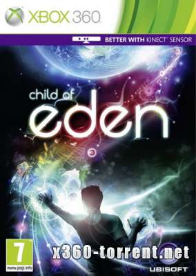Child of Eden (RUS) Xbox 360