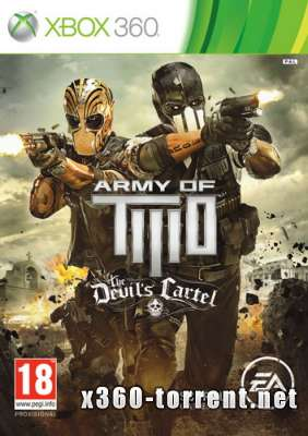 Army of TWO: The Devils Cartel (FreeBoot) Xbox 360