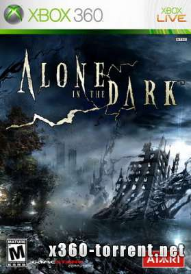 Alone in the Dark (RUS) Xbox 360