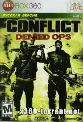 Conflict Denied Ops (RUS) Xbox 360
