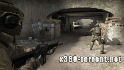 CS: GO / Counter-Strike: Global Offensive (XBLA) (RUS) Xbox 360