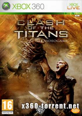 Clash of the Titans (RUS/ENG) Xbox 360