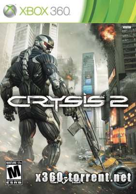 Crysis 2 / Кризис 2 (RUS/ENG/RUSSOUND) Xbox 360
