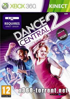 Dance Central 2 (RUSSOUND) Xbox 360 Kinect