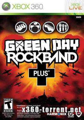 Green Day: Rock Band Export (DLC) (ENG) Xbox 360