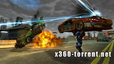 Crackdown 2 (RUSSOUND) Xbox 360