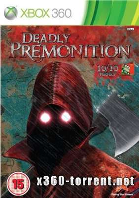 Deadly Premonition (RUS/ENG) Xbox 360
