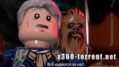 LEGO Star Wars. The Force Awakens (RUS) Xbox 360