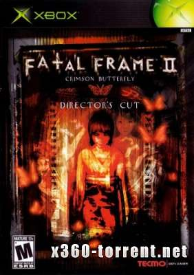 Fatal Frame II Crimson Butterfly (FreeBoot) (RUS/ENG) Xbox 360