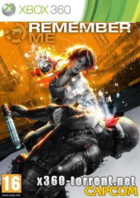 Remember Me (FreeBoot) (RUS) Xbox 360