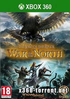 Lord of the Rings. War in the North / Властелин Колец. Война на Севере (RUS) Xbox 360