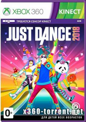 Just Dance 2018 (ENG) Xbox 360 Kinect