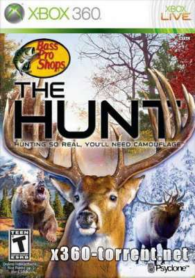 Bass Pro Shops The Hunt (ENG) Xbox 360