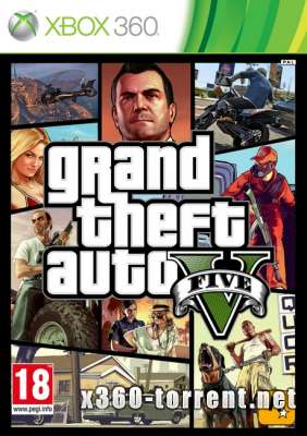 Grand theft auto 5 all dlc [region free/rus] » игры на xbox 360.