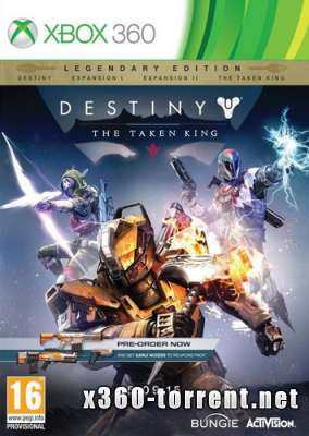 Destiny The Taken King Legendary Edition (ENG) Xbox 360