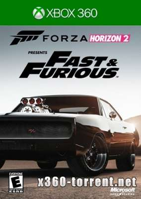 Forza Horizon 2 Fast Furious (FreeBoot) (RUSSOUND) Xbox 360