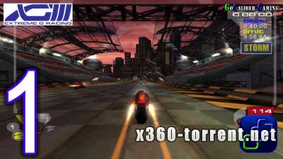 XGRA - Extreme-G Racing Association (JTAG) (ENG) XBOX360E