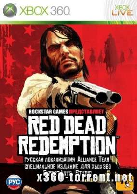 Red Dead Redemption (FreeBoot) (RUS) XBOX360 (Перевод Alliance)