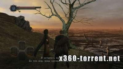 DARK SOULS II: Scholar of the First Sin (ALL DLC) (Calibrations 1.15) (FreeBoot) (RUS/Multi11) Xbox 360