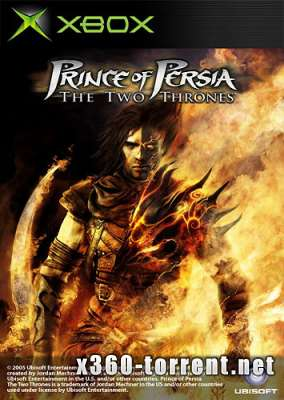 Prince of Persia The Two Thrones (JTAG) (RUS) (RUSoundVIDEO) (Proper) XBOX360E