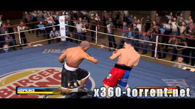 Fight Night Round 3 (JTAG) (ENG) XBOX360E