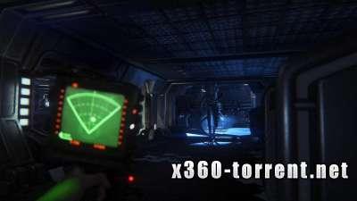 Alien: Isolation - Ripley Edition / Alien: Isolation - Издание Рипли (FreeBoot) (RUSSOUND) Xbox 360