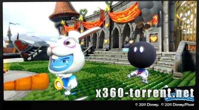 Disney Universe (RUSSOUND) Xbox 360