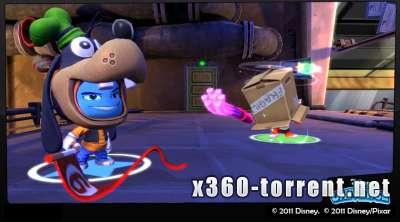 Disney Universe Complete Edition (FreeBoot) (RUSSOUND) Xbox 360