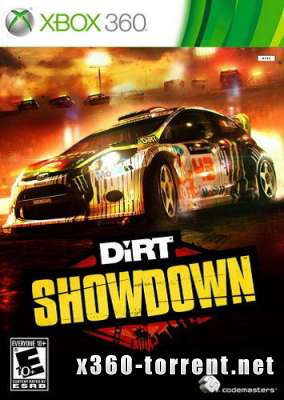 DiRT Showdown (ENG) Xbox 360