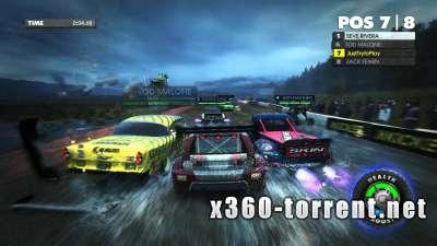 Dirt Showdown + Multi DLC Pack (JTAG) (ENG) Xbox 360