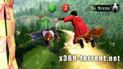 Harry Potter for Kinect (ENG) Xbox 360 Kinect