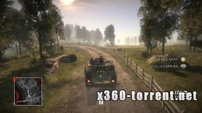Battlefield. Bad Company (FreeBoot) (GOD) (ENG) Xbox 360